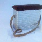 Рыболовный ящик из старой морозильной камеры