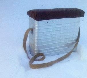 Как самому изготовить рыболовный ящик для зимней рыбалки