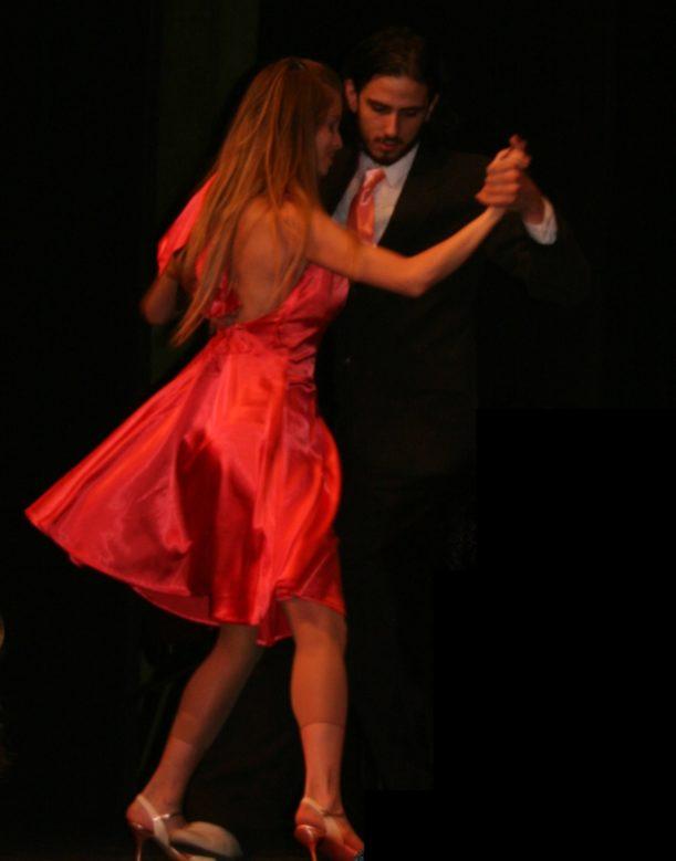 Танго. Танец страсти