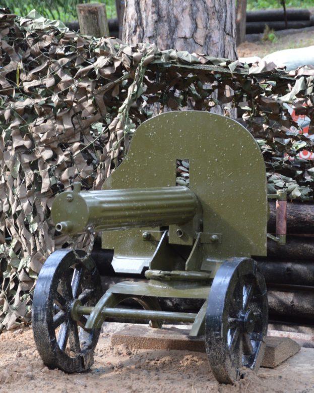 Пулемет Макисм