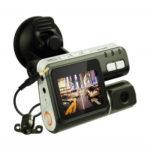 Обзор автомобильных видеорегистраторов. Отзыв о видеорегистраторе   Iconbit DVR DUO