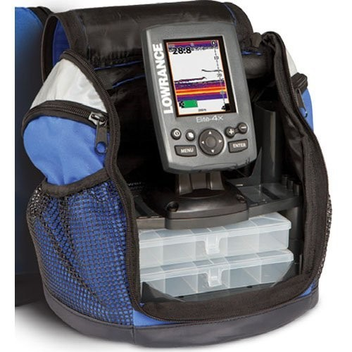 Эхолоты  Lowrance Elite 4X Ice Machine отзывы.Обзор эхолотов для рыбалки.