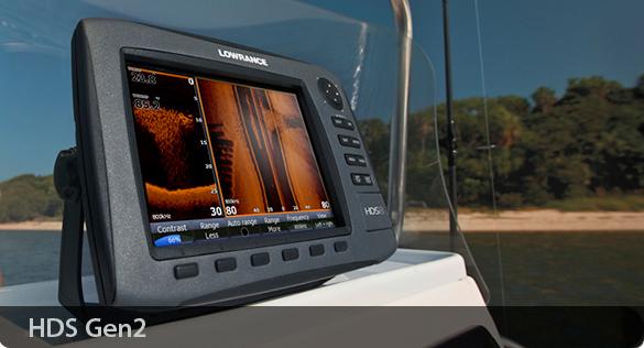 Обзор эхолотов для рыбалки.   Эхолот-навигатор Lowrance HDS-8 Gen2 отзывы.