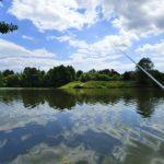 Рыбалка весной: плотва, красноперка, лещ, карась, окунь, голавль, щука