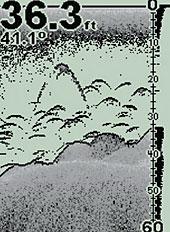 Эхолот, Lowrance X 52