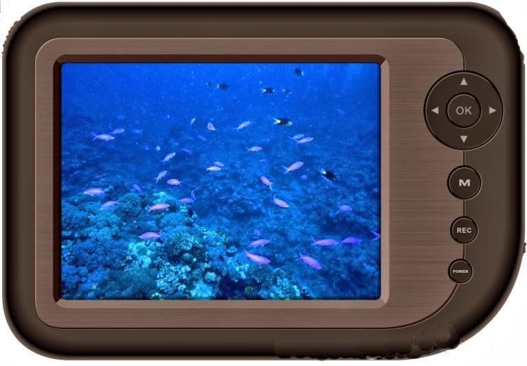 Подводная цветная камера LQ-5025D.  Где купить, отзывы, сколько стоит в интернет магазинах рыболовных товаров
