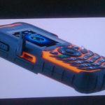 Телефон для экстремальных условий использования - Texet TM 510 R