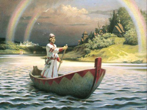 Лодки наших предков