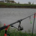 Как ловить рыбу на фидерную снасть. Обследование места ловли и структуры дна