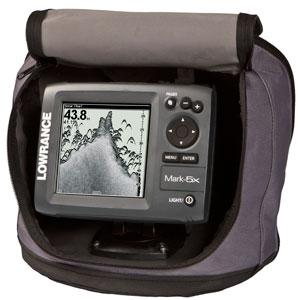 Mark-5x Portable, Эхолот Lowrance