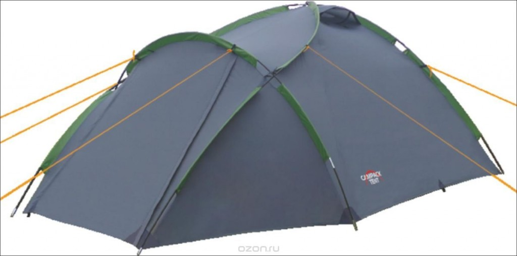 Campack Tent, Land Explorer, палатка,