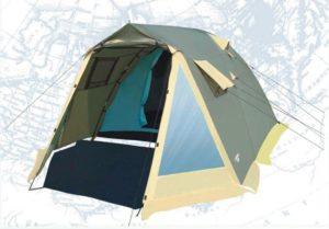 Camp Voyager , палатка,