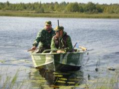 охота на утку в охотхозяйствах