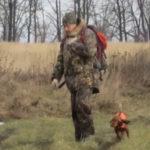 Выпускной фазан зимой