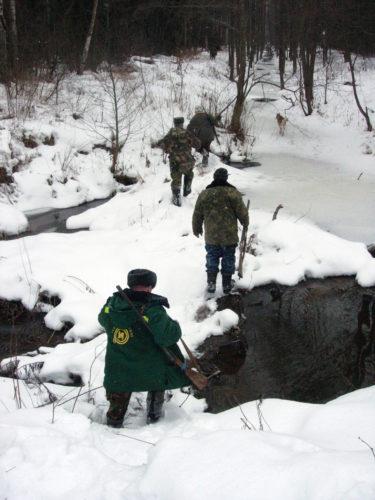 меры безопасности которые необходимо знать на охоте