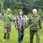 Военно-охотничье общество. Гагаринское охотничье хозяйство