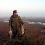 Охота на гуся. Южный циклон