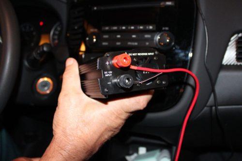 Автомобильный инвертор