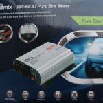 Линейка автомобильных инверторов от компании Ritmix