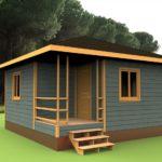 Центр домостроения. Проектирование и строительство баз отдыха, охотничьих и туристических баз