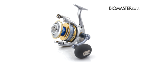 Рыболовная катушка Шимано Biomaster SW-A