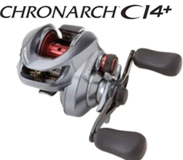 Катушка рыболовная Shimano Chronarch CI4+