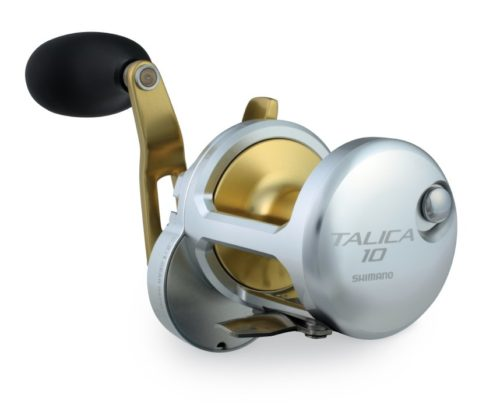 Shimano Talica, рыболовная катушка