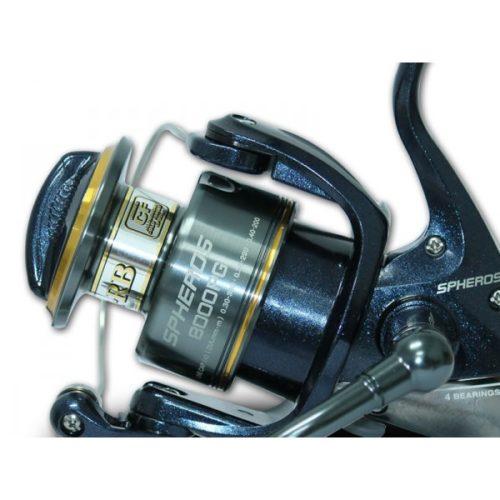 купить катушку для морской рыбалки, shimano, Spheros PG