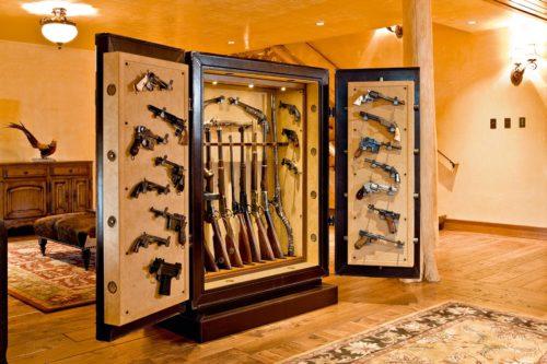 Выбор сейфа для оружия. Основные критерии при покупке