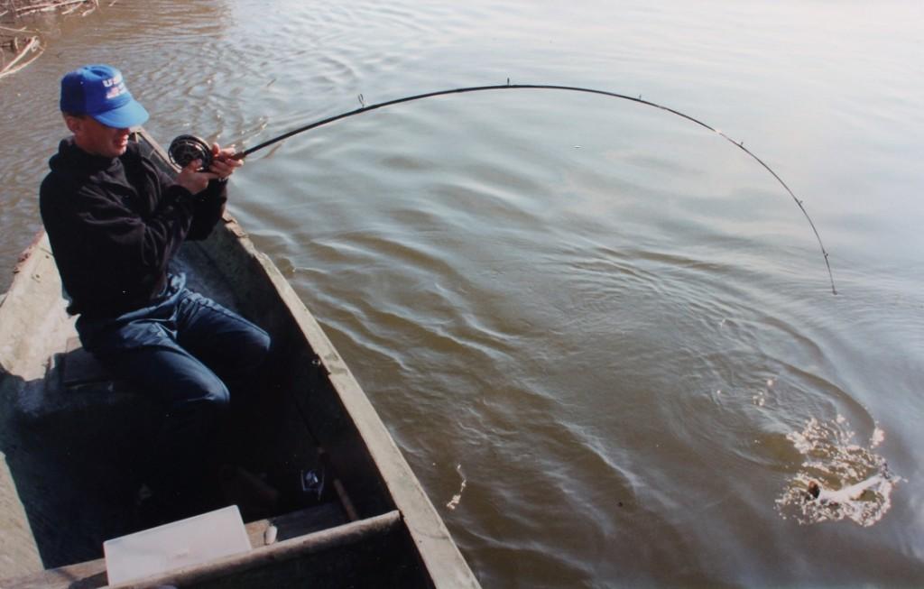 рыбалка на родине Есенина