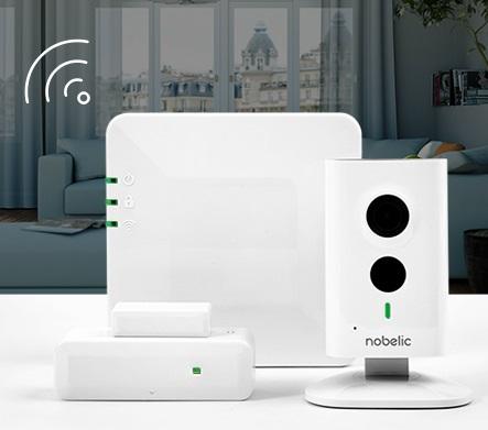 Купить комплект видеонаблюдения умного дома