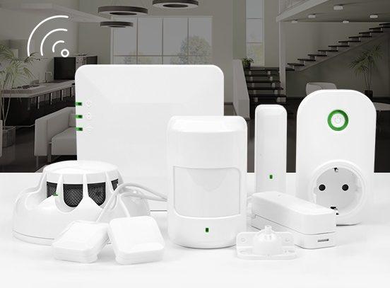 Комплект умного дома (стартовый) от компании Ливиком. Обзор функций и датчиков.