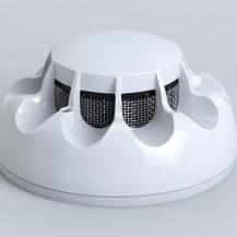 Датчик дыма от компании Ливиком для системы Умный дом