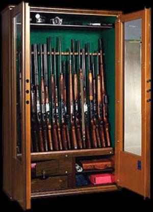 Выбираем сейф для оружия