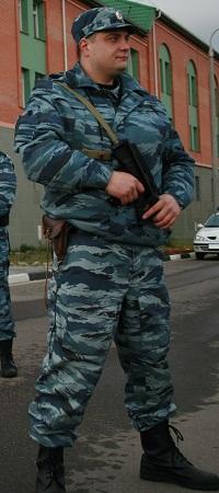 "Военизированная охрана ФФГУП ""Охрана"" Росгвардии"